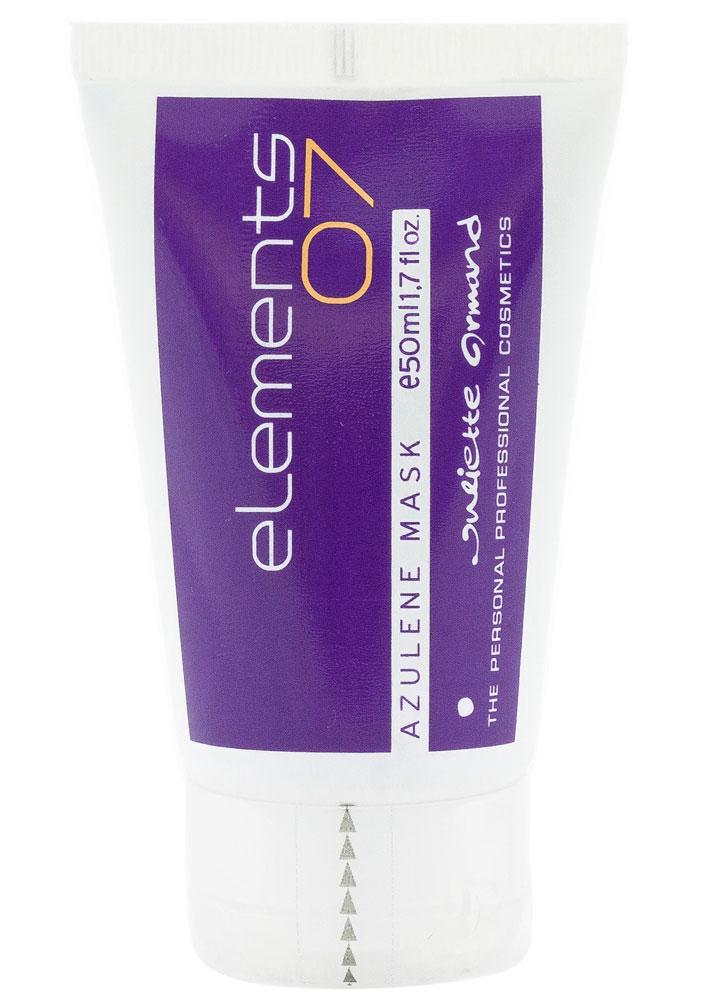 Маска с азуленом Azulene Mask 50 млМаска<br>Рекомендуется для чувствительной, реактивной и раздраженной кожи. Азуленовая маска с особым экстрактом лечебной ромашки и Calmosensine®. Маска имеет консистенцию глины, ухаживает за чувствительной и раздраженной кожей, возвращая ее в состояние равновесия, укрепляя естественные защитные механизмы и повышая клеточный иммунитет. Маска оказывает также ранозаживляющее действие и нивелирует раздражения, уменьшает проявления отеков.<br>