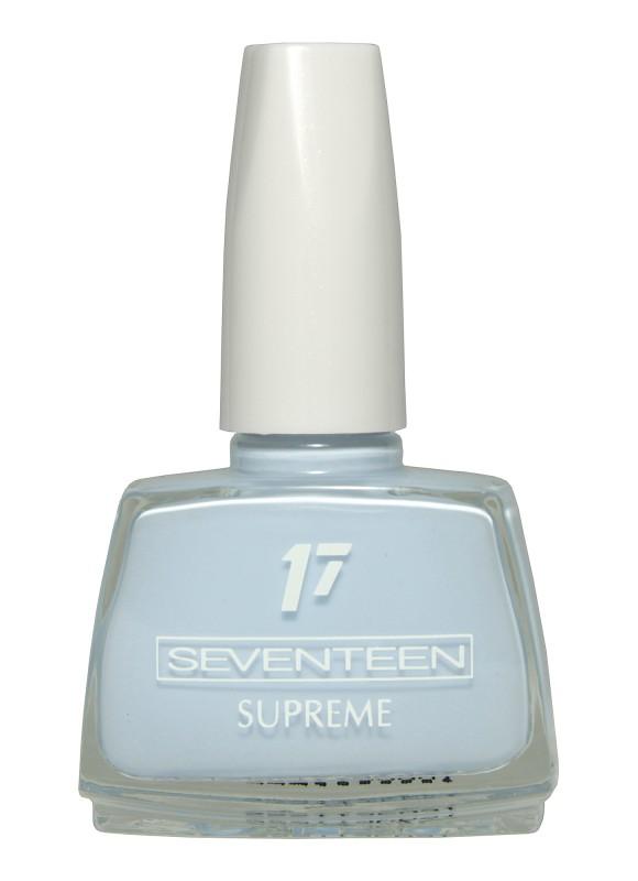 Лак д/ногтей тон 191 Supreme Nail Enamel св.голубойЛак для ногтей<br>Устойчивый лак для ногтей с насыщенной текстурой.<br>Цвет: Светло-голубой;