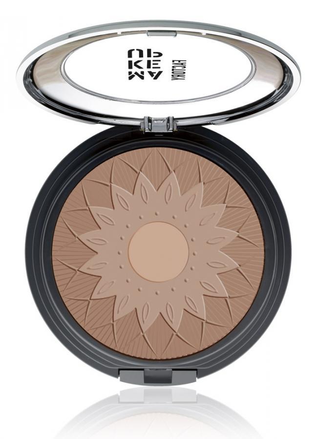 Пудра для лица бронзовая Sun Teint Powder тон 10 Светло-бронзовый/бронзовый/темно-бронзовыйБронзаторы<br>-<br>Цвет: Светло-бронзовый/бронзовый/темно-бронзовый;