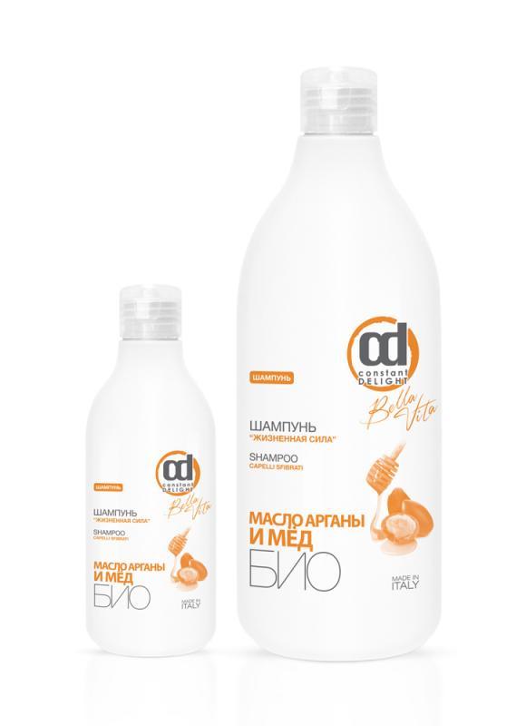 Шампунь Жизненная Сила 250 млШампуни<br>Обеспечивает особый уход за ослабленными и ломкими волосами.<br>