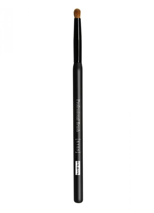 Кисть для теней Eye Shader BrushКисти<br>Круглая кисть для теней Eye Shader Brush предназначена для точной растушевки любых видов теней и карандаша в складке века и вдоль линии роста ресниц. Круглая форма кисти обеспечивает идеально точное и легкое нанесение декоративных средств.<br>