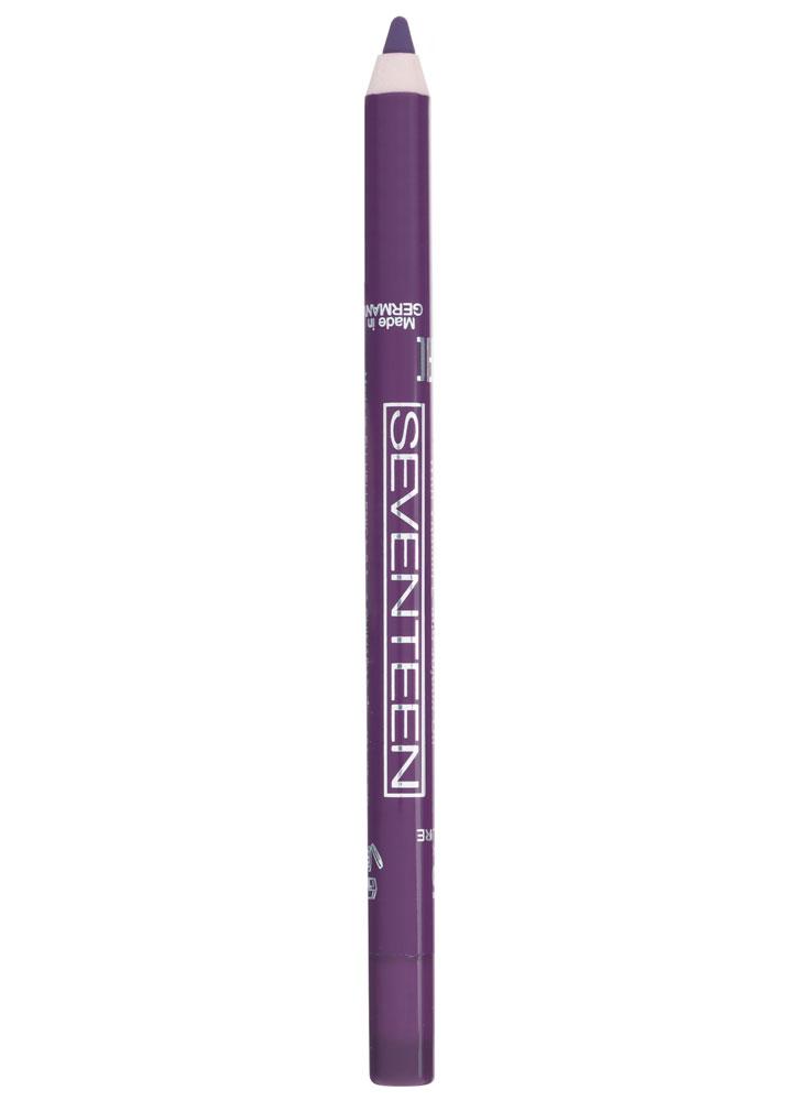 Карандаш для губ водостойкий Красно-пурпурный SEVENTEEN Supersmooth Waterproof Lipliner фото