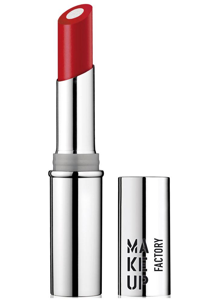 Купить Помада для губ с мерцающим стержнем Сицилийский красный MAKE UP FACTORY, Inner Glow Lip Color, Германия