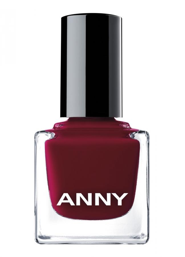 Лак для ногтей Фиолетово-бордовый ANNY Shades фото