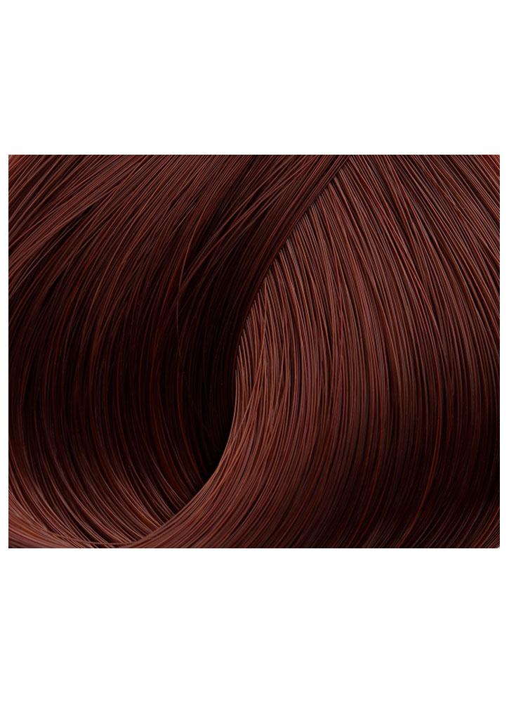 Краска для волос безаммиачная 6.56 - Темный блонд махагоновый красный LORVENN