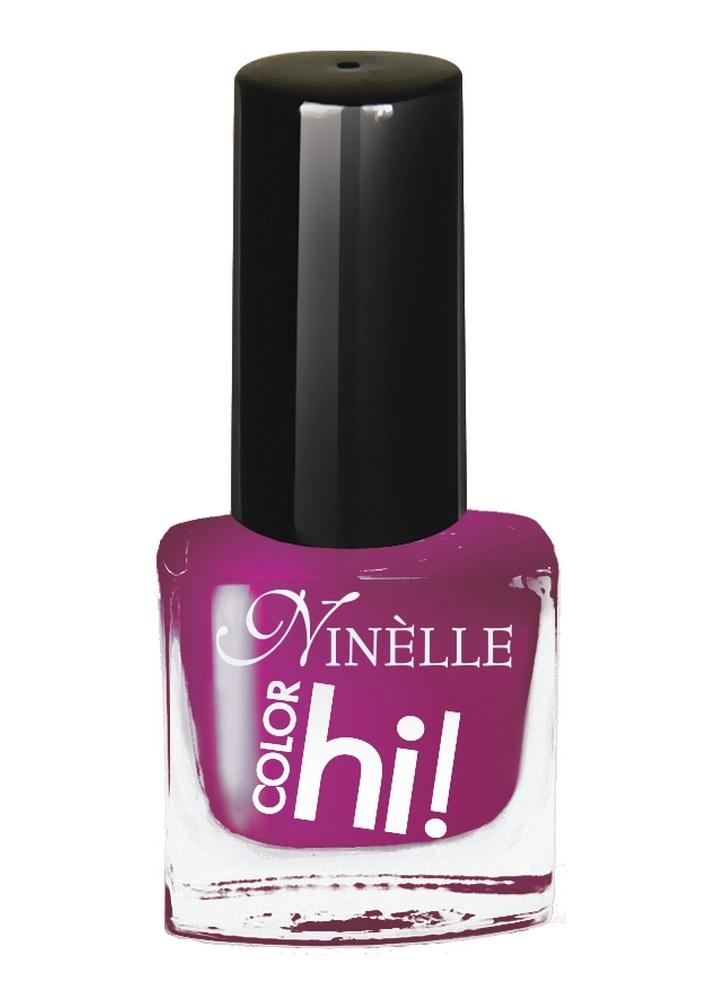 Лак для ногтей HI!Color тон 58 КрасныйЛак для ногтей<br>Лак для ногтей HI COLOR от Ninelle – это абсолютный цвет, ультра-сияние и стойкость. В новой коллекции 15 ультрасовременных оттенков для идеального маникюра с эффектами, от которых невозможно отказаться!<br>Цвет: Красный;