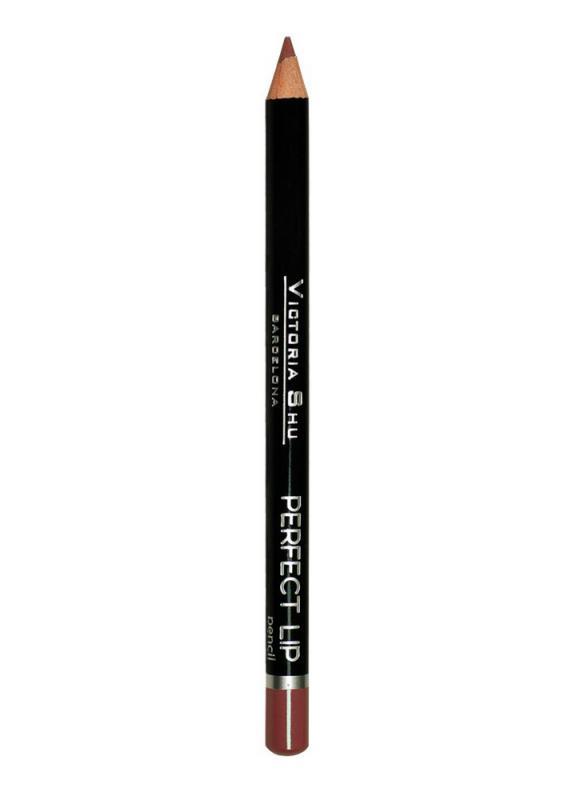 Карандаш для губ Perfect Lip тон 145 розовая корицаКарандаш для губ<br>Cоздай эффектный образ с помощью карандаша для губ PERFECT LIP! Карандаш наносится гладко, просто, без усилий, дарит насыщенный, ровный цвет. 20 роскошных оттенков!<br>Цвет: розовая корица;