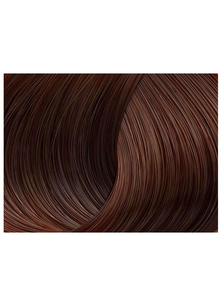 Стойкая крем-краска для волос 6.41 -Темный блонд медно-пепельный LORVENN Beauty Color Professional тон 6.41 Темный блонд медно-пепельный фото