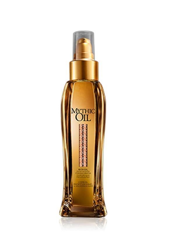 Масло дисциплинирующее Mythic Oil Nourishing 100 млМасло<br>Масло дисциплинирующее Mythic Oil Nourishing придаст волосам гладкость и интенсивный блеск, сделает их послушными. В качестве ТЕКСТУРИРУЮЩЕГО средства - сделает волосы гладкими, послушными, придаст интенсивный блеск и облегчит укладку феном.<br>Объем мл: 100;