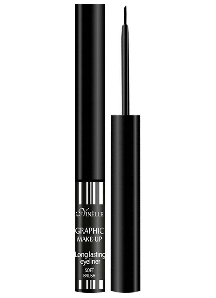 Подводка для глаз Graphic Make-Up Eyeliner тон 27Подводка для век<br>-<br>Вес МЛ: 4; Цвет: Темно-синий;