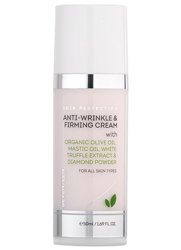 Крем для лица укрепляющий против морщин SEVENTEEN, Anti-Wrinkle Firming Cream  - Купить