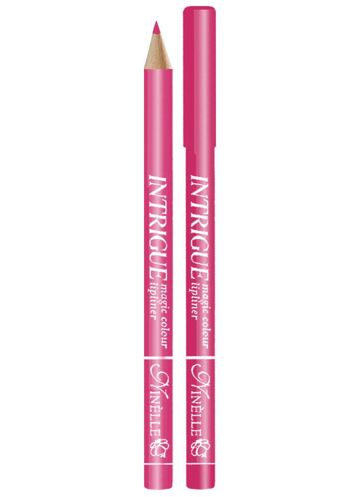 Карандаш для губ Intrigue тон 373Карандаш для губ<br>-<br>Цвет: Розовый;