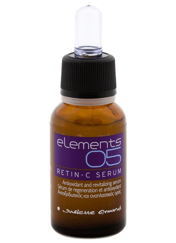 Сыворотка с ретинолом и витамином С Retin C Serum 20 млСыворотка<br>Сыворотка с двумя сильными активами, которые обеспечивают мощное антиоксидантное действие и эффективно предотвращают процессы старения. Рекомендуется для всех типов кожи после 30лет.<br>