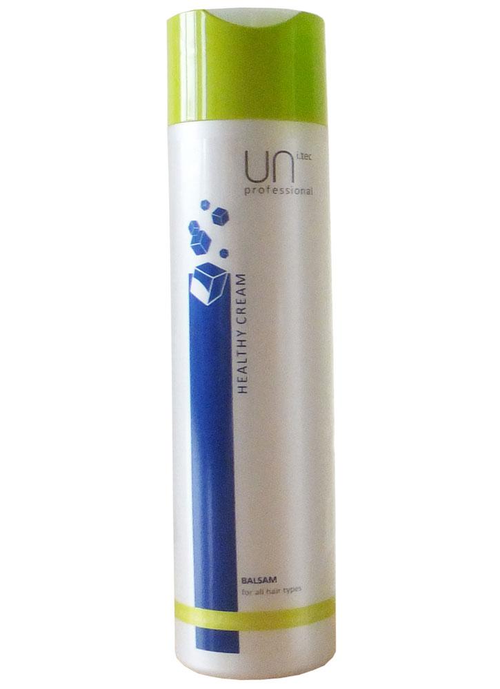 Кондиционирующий бальзам для всех типов волос Healthy Cream  250 млКондиционер<br>Действие активных компонентов кондиционирует и питает волосы, придавая им эластичность, мягкость и блеск. Повышает защитные уровни и индекс увлажненности, препятствуя дегидратации, облегчает расчесывание, оказывает антистатическое действие.<br>