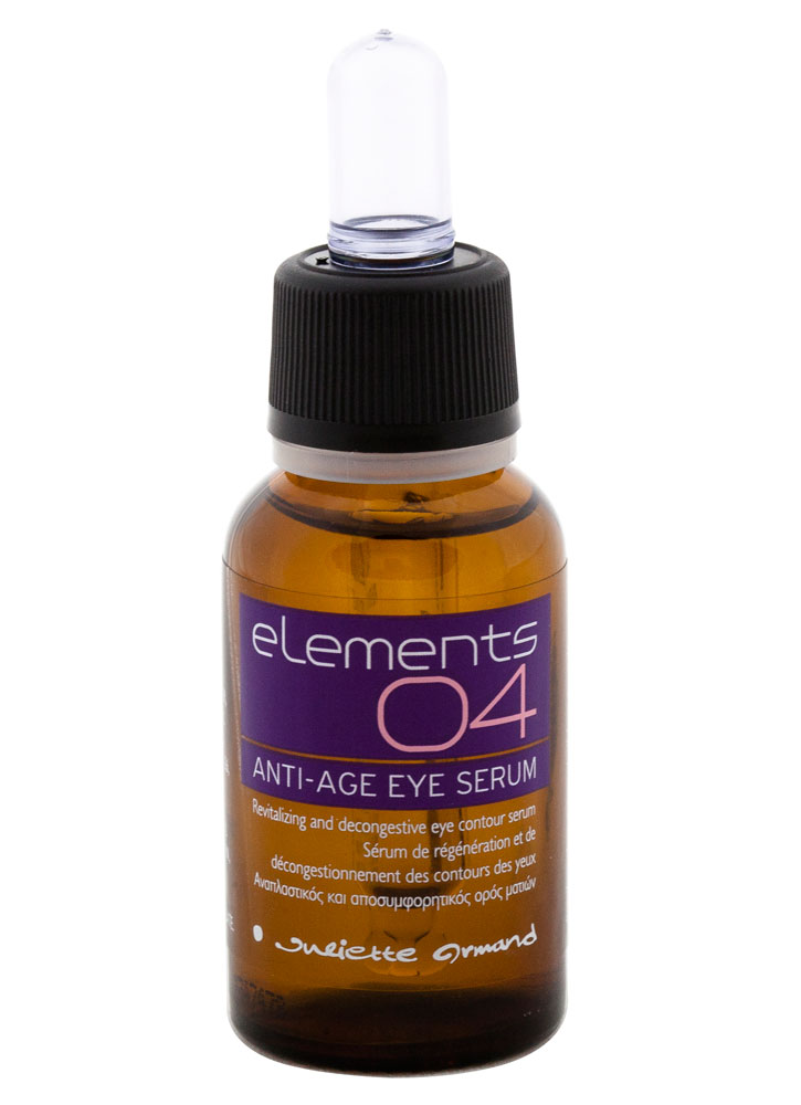 Сыворотка для век противовозрастная Antiage Eye Serum 20 млСыворотка для кожи вокруг глаз<br>Рекомендуется для ежедневного омолаживающего ухода в рамках профилактики и коррекции отеков, темных кругов, морщин, в том числе мимических, в области вокруг глаз. Многопрофильный препарат для ухода за параорбитальной областью. Разглаживает морщинки, стимулирует синтез коллагена, эластина и гиалуроновой кислоты, нормализует микроциркуляцию в деликатной зоне. Сыворотка предотвращает застойные явления в тканях, оказывает противоотечное лимфодренажное действие, устраняет темные круги под глазами.<br>