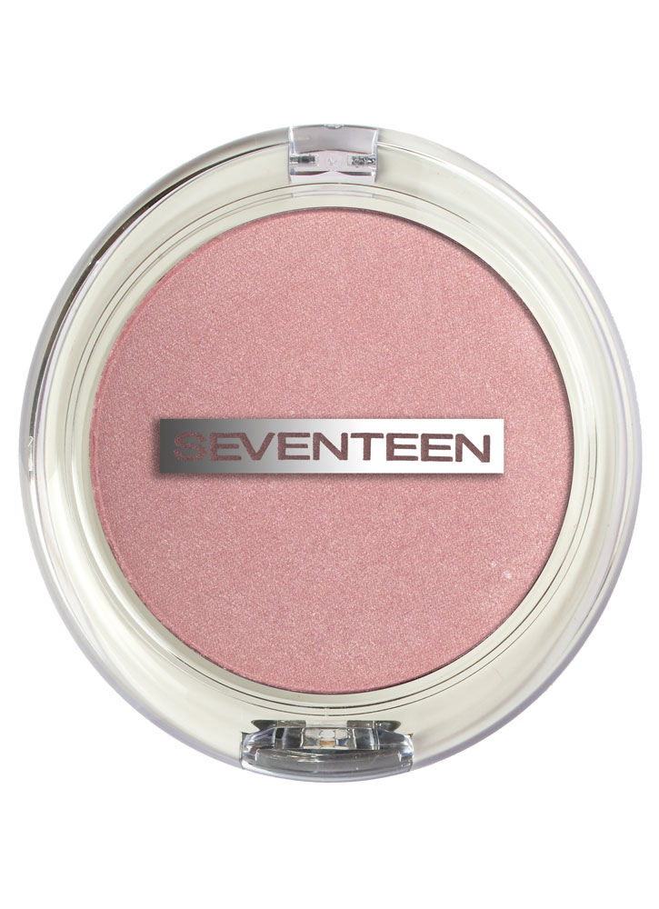 SEVENTEEN Пудра для лица компактная Pearl Finishing Powder тон 2 Розовая вуаль