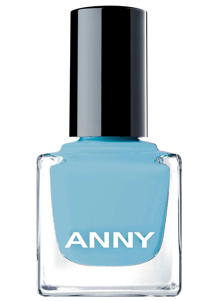 Лак для ногтей парфюмированный Perfume Polish тон 404.40Лак для ногтей<br>-Anny создал линейку лаков с неповторимыми популярными ароматами духов. К каждому оттенку свой аромат.&amp;nbsp;&amp;nbsp;<br>Объем мл: 15; Цвет: Голубой;