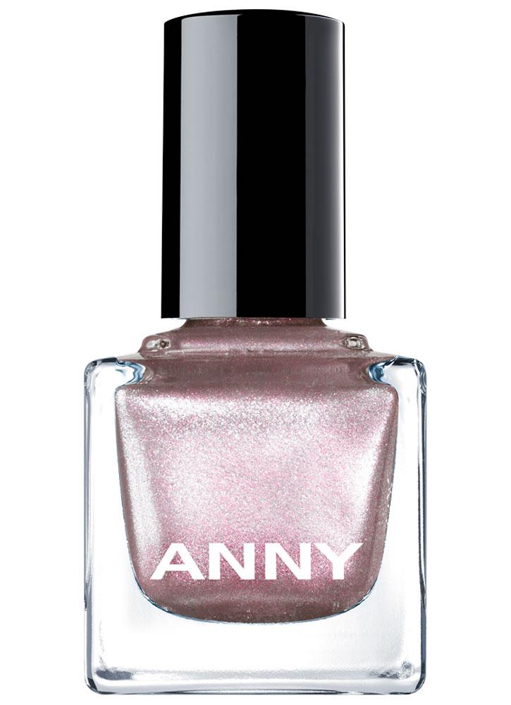 Купить Лак для ногтей Розово-серебряное мерцание ANNY, Shades, Германия