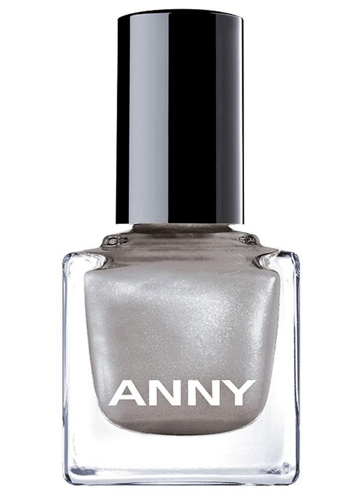 Лак для ногтей тон 317.10 серебро с перламутромЛак для ногтей<br>ANNY придерживается уникального цветового концепта, базирующегося на более чем 100 оттенков лака для ногтей профессионального качества, которые обеспечивают превосходное покрытие даже одним слоем, быстро сохнут и долго хранятся, не теряя блеска. Плоская удлиненная профессиональная кисточка позволит легко и просто наносить лак на ногти.<br>Цвет: Серебро с перламутром;