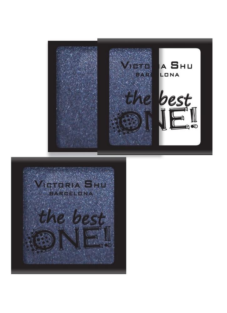 Тени для век The Best One тон 536 Сине-фиолетовыйТени для век<br>Палитра для создания бесчисленных и многогранных образов.<br>Цвет: Сине-фиолетовый;
