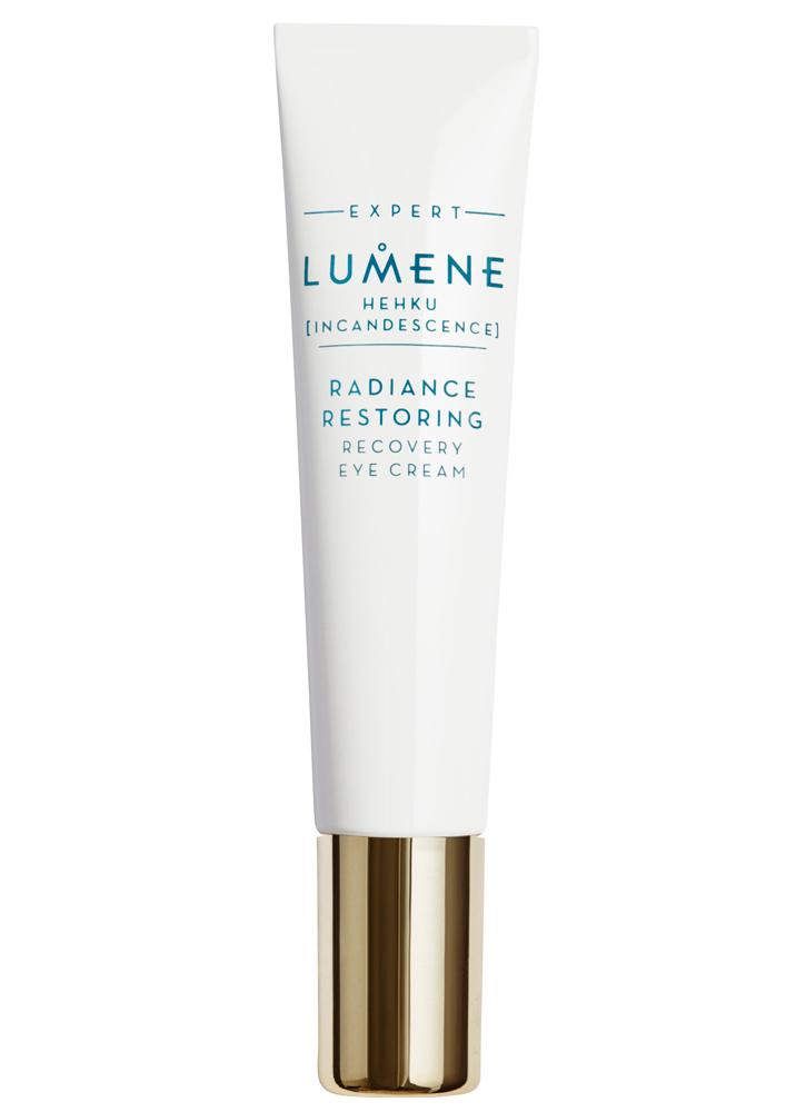 Крем-уход для кожи вокруг глаз восстанавливающий LUMENEКрем для кожи вокруг глаз<br>Крем-уход разглаживает и укрепляет нежную кожу вокруг глаз. Крем с бархатной текстурой содержит масло, восстанавливающие пептиды и витамин Е, благодаря этим компонентам морщины заметно сокращаются и темные круги под глазами исчезают. Крем восстанавливает упругость кожи для ее молодости и сияния.<br>Объем мл: 15; RGB: 204,204,204;