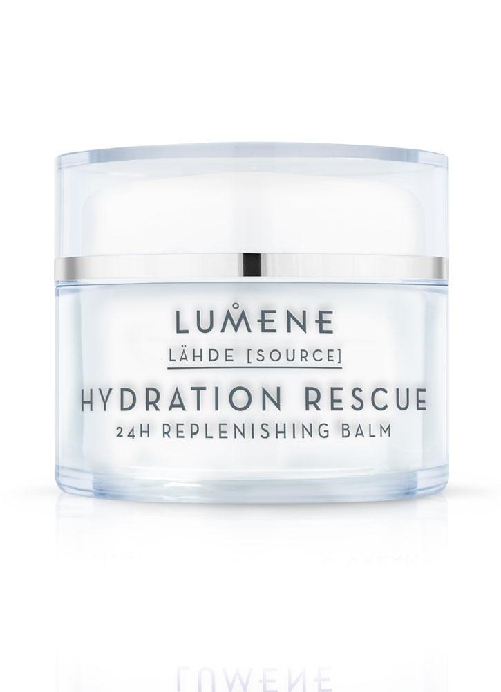 Бальзам увлажняющий питательный 24 часа Hydration Rescue 24H Reflenishing BalmКрем 24 часа<br>Бальзам обеспечивает глубокое увлажнение и восстановление сухой и обезвоженной коже. Интенсивно наполняет кожу влагой, смягчает и восстанавливает ее здоровый блеск.<br>
