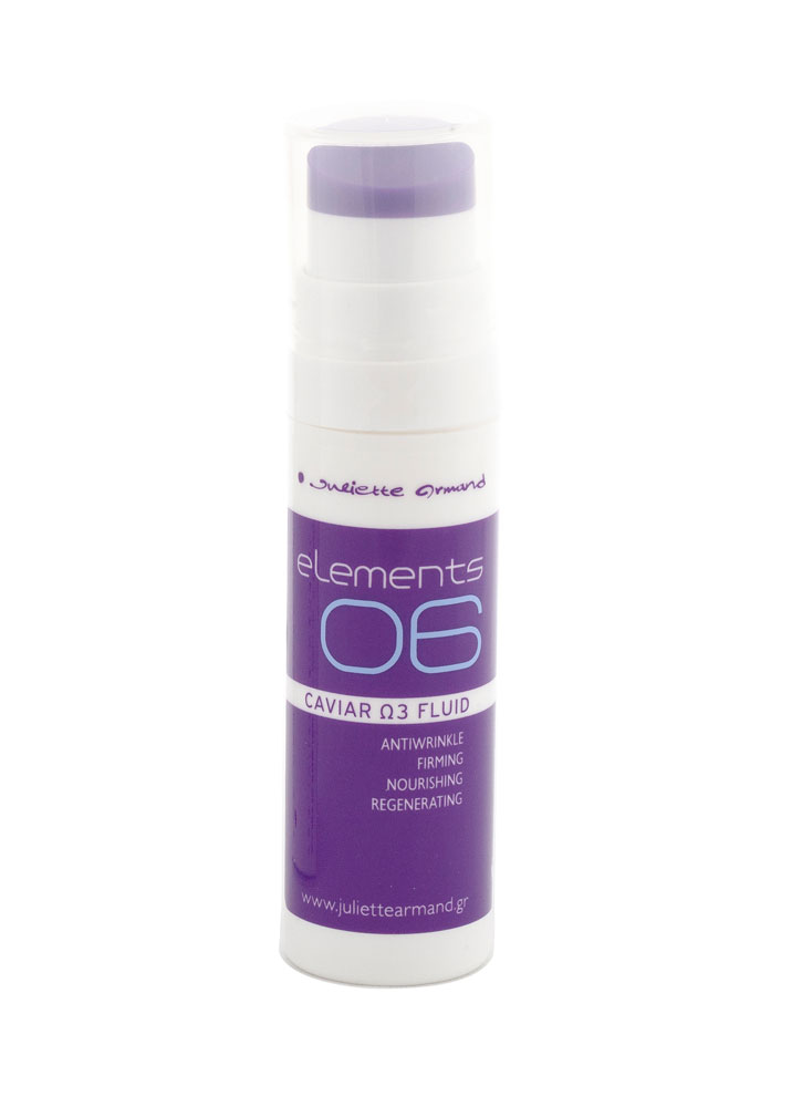 Флюид на основе икры и омега3 Caviar omega3 Fluid 30 млСыворотка<br>Новаторский препарат нежной кремовой текстуры, обладающий мощным эффектом – предотвращает старение кожи и восстанавливает ее упругость. Флюид обеспечивает коже упругость, гладкость, сияние, уменьшение проявления морщин.<br>