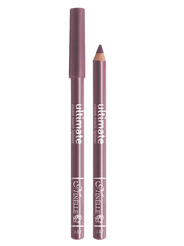 Карандаш для губ Ultimate тон 337 Бежево-розовыйКарандаш для губ<br>Мягкий карандаш для создания идеального контура губ. Благодаря своей активной ухаживающей формуле и нежной, кремовой текстуре средство обеспечивает легкость нанесения и ощущение комфорта. Мягкий грифель карандаша легко скользит по коже, оставляя яркую, чистую линию, высокой точности, которая в течение всего дня сохраняет идеальную форму губ. Контурный карандаш с приятной, кремовой текстурой обогащен маслами и восками, смягчающими и питающими губы. Карандаш очень долго держится на губах. Позволяет моделировать контур губ, повышает стойкость губной помады или блеска, может наноситься на всю поверхность губ вместо помады. Предотвращает растекание помады или блеска.<br>Цвет: Бежево-розовый;