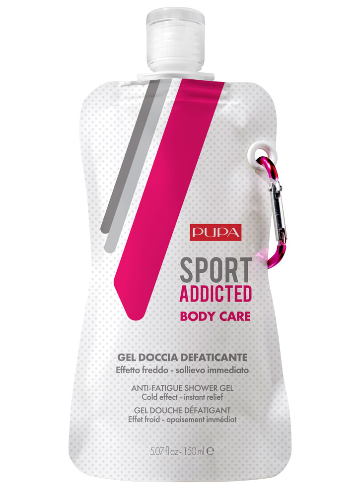 Гель для душа Sport Addicted Anti-Fatigue Shower Gel