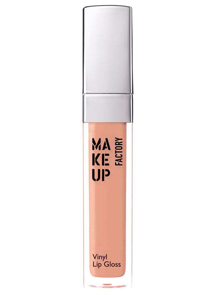 Купить Блеск для губ Прозрачный нюд MAKE UP FACTORY, Vinyl Lip Gloss, Германия