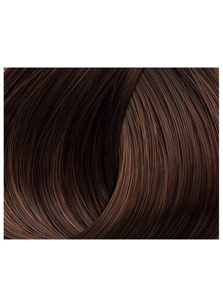 Краска для волос безаммиачная 6.07 - Натуральный темный блонд кофейный LORVENN Color Pure ТОН 6.07 Натуральный темный блонд кофейный фото