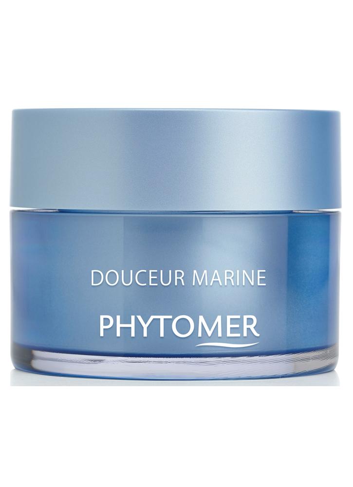 Крем универсальный успокаивающий Douceur Marine Soothing Cream 50 млКрем 24 часа<br>Для ухода за чувствительной и реактивной кожей<br>