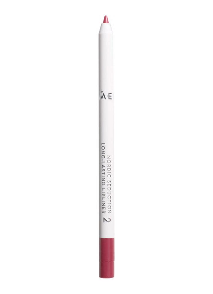 Карандаш для губ устойчивый Nordic Seduction тон 2 Красно-коричневыйКарандаш для губ<br>-<br>Цвет: Красно-коричневый;