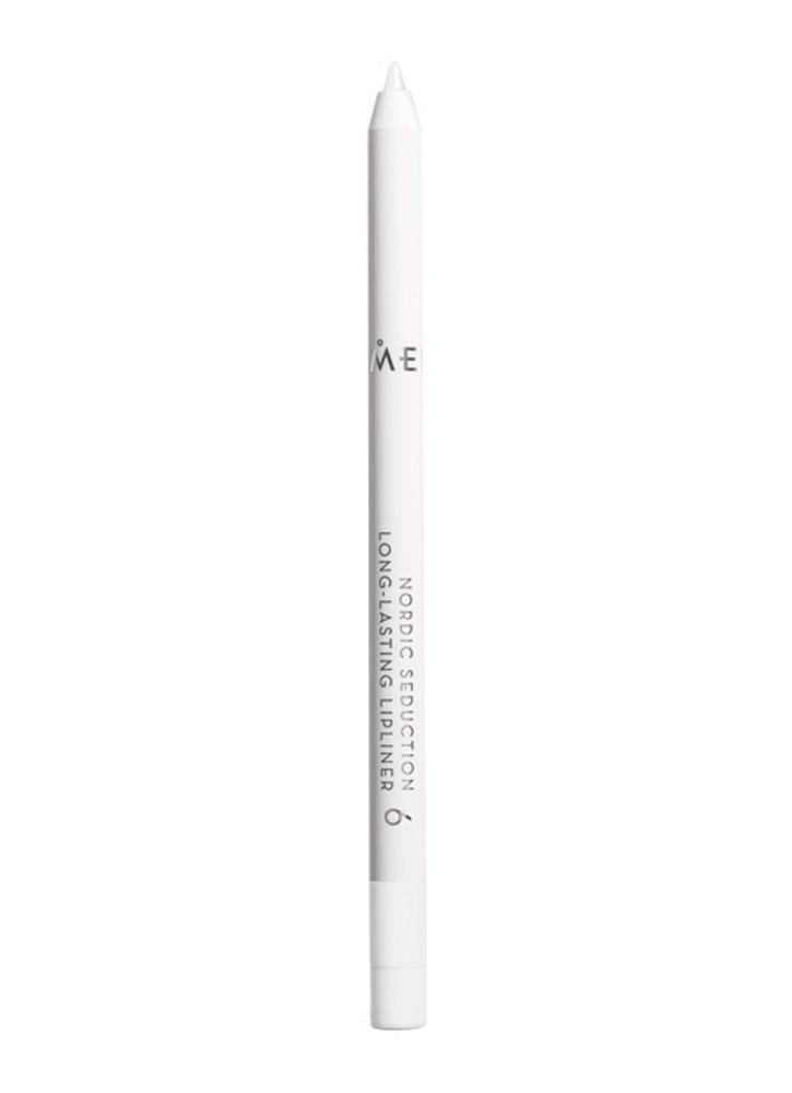 Карандаш для губ устойчивый Nordic Seduction тон 6 ПрозрачныйКарандаш для губ<br>-<br>Цвет: Прозрачный;