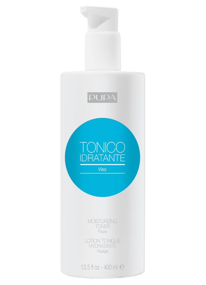 Тоник для лица Moisturizing TonerТоник<br>Используйте тоник от Pupa для ежедневного увлажнения, очищения и тонизации кожи лица. Тоник очищает поры, делает кожу бархатистой и нежной.<br>