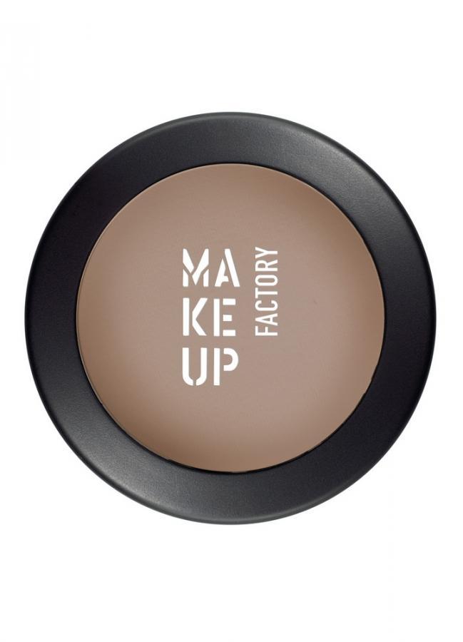 Купить Тени для век Коричневая кожа MAKE UP FACTORY, Mat Eye Shadow, Германия