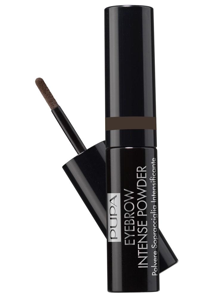 Пудра для бровей Eyebrow Intense Powder тон 003Пудра для бровей<br>-<br>Вес гр: 1; Цвет: Темно-коричневый;