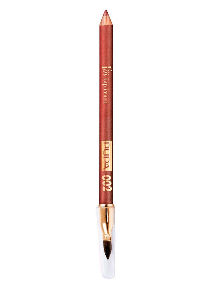 Карандаш для губ IM Lip Pencil тон 002Карандаш для губ<br>-Новый карандаш для губ от PUPA с мягкой, гладкой и комфортной текстурой. Он легко наносится и растушевывается, создавая насыщенный и стойкий цвет. Кремовая формула продукта обогащена миксом специальных пигментов, которые дают идеально интенсивный цвет и сочетанием восков и масел с увлажняющими и смягчающими свойствами. <br><br>Цвет: Теплый медный;