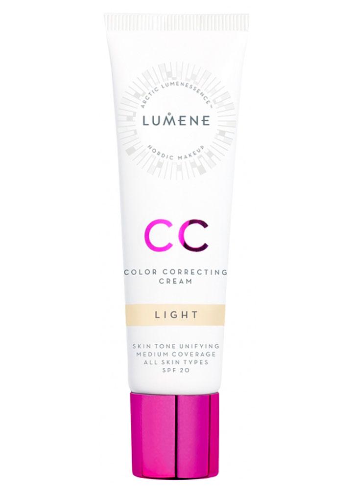 СС крем «Абсолютное совершенство» Light LUMENE Color Correcting Cream фото