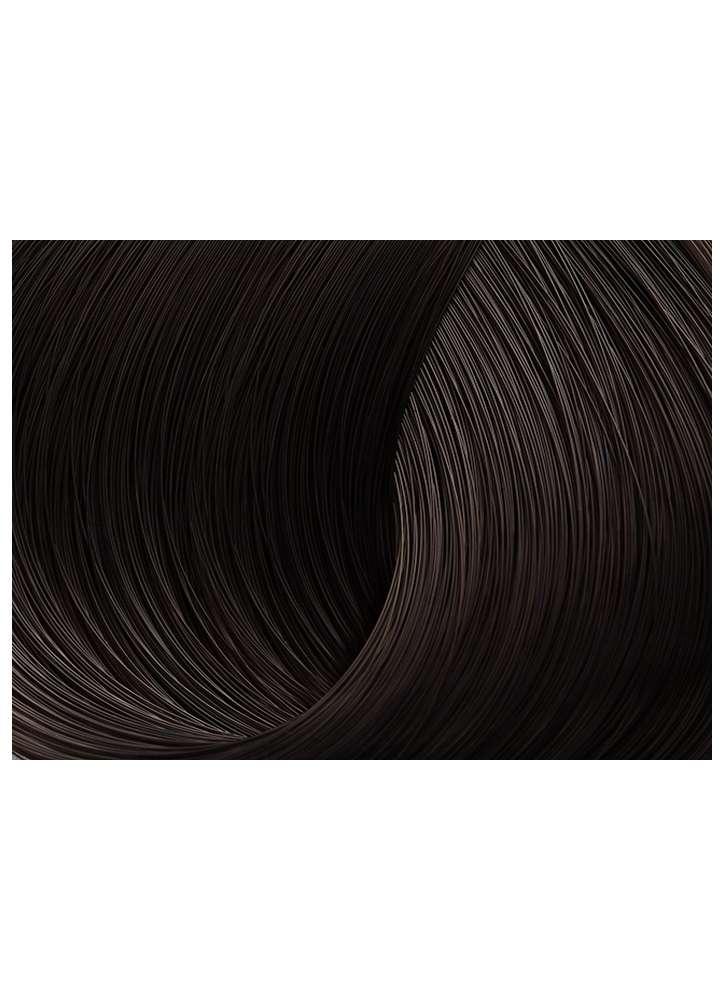 Стойкая крем-краска для волос 4.07 -Натуральный кофейно-коричневый LORVENN Beauty Color Professional тон 4.07 натуральный кофейно-коричневый фото