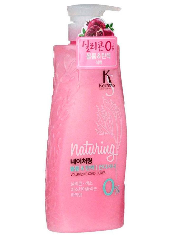 Купить Кондиционер для волос объем и эластичность KERASYS, Kerasys Naturing Volumizing Conditioner, Южная Корея