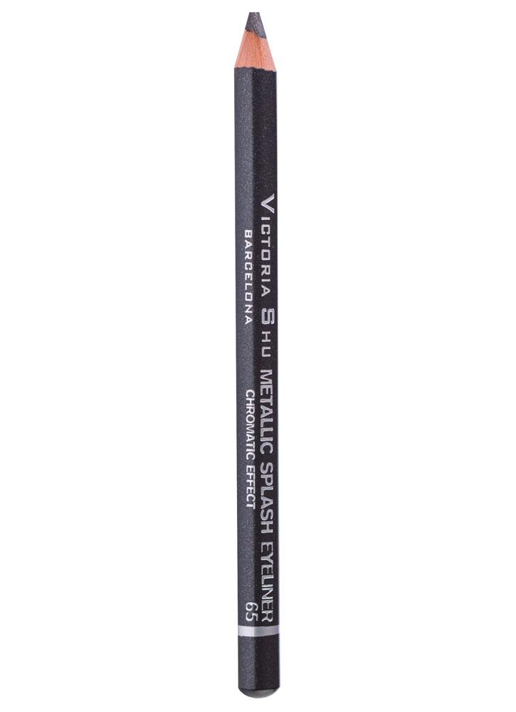 Купить Карандаш для глаз Темно-серый VICTORIA SHU, Metallic Splash, Чехия