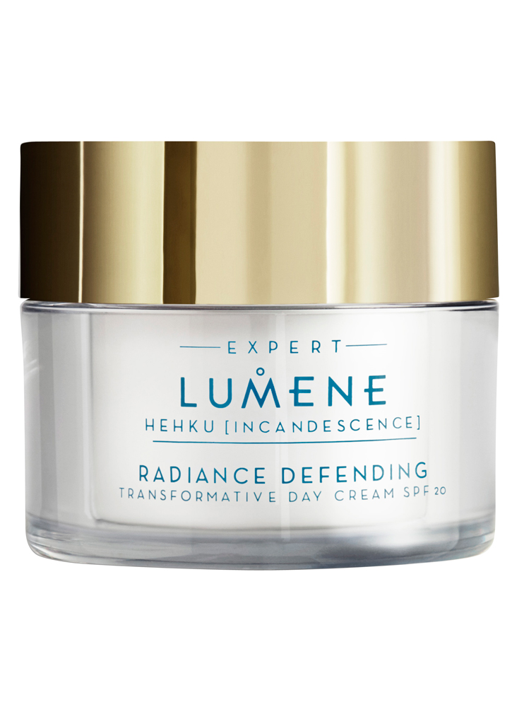 LUMENE Крем-уход дневной восстанавливающий SPF 20 Radiance Defending Transformative Day Cream 50 мл