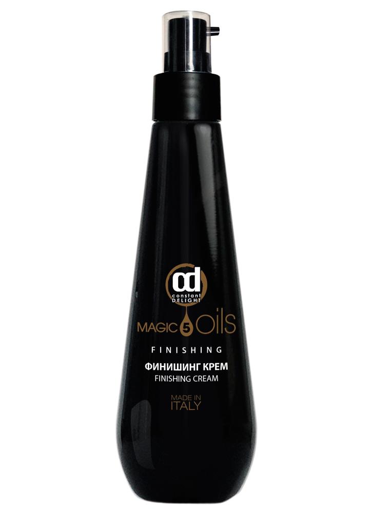Финишинг Крем Finishing 5 МаселКондиционер<br>Финишинг крем, который придает волосам сияние и насыщенный блеск. Отлично подойдет даже непослушным и кудрявым волосам.<br>