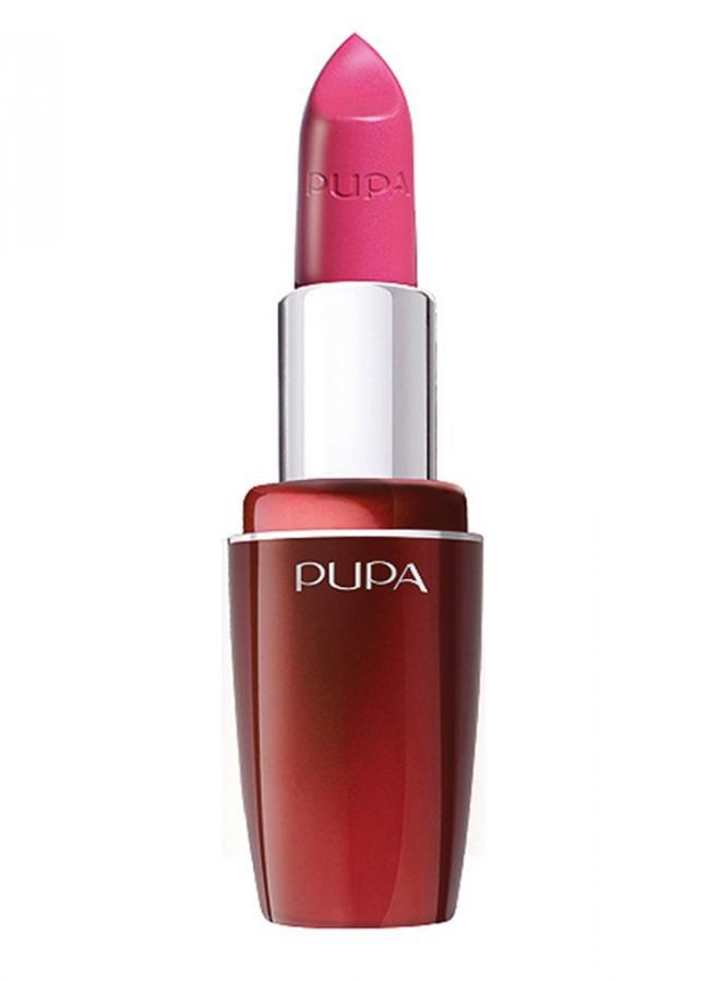 Помада для губ Volume тон 302Помада для губ<br>Помада Pupa Volume сочетает в себе эффективное средство по уходу, способствующее увеличению объема губ, и идеальное средство для макияжа. Кремообразная текстура позволяет подчеркнуть и выделить губы. Pupa Volume обеспечивает идеальный результат: сочный цвет, непревзойденную четкость и изысканный блеск.<br>Объем мл: 3,5; Цвет: Фуксия;