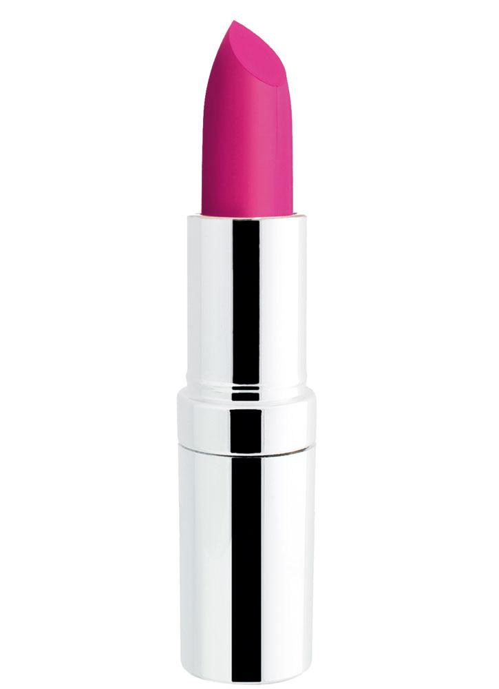 Помада для губ матовая устойчивая с защитным фактором SPF15 Matte Lasting Lipstick тон 32 ФуксияПомада для губ<br>Устойчивая помада с матовым эффектом и с защитным фактором SPF15. Защищает губы и придает насыщенный цвет.<br>Цвет: Фуксия;