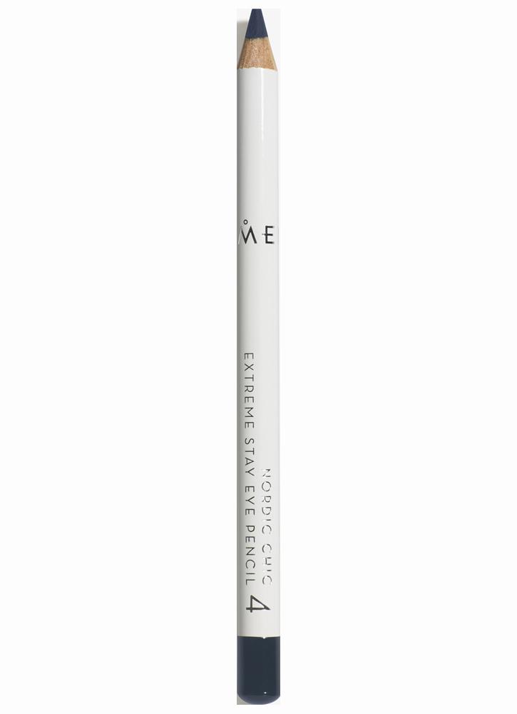 Карандаш для век Nordic Chic тон 4 Глубокий синийКарандаш для глаз<br>Высокопигментированный карандаш для век с кремовой текстурой идеален для создания мягких и четких линий в макияже глаз. С помощью карандаша легко добиться насыщенных и интенсивных оттенков. Стойкий результат, не отпечатывается. 8 оттенков. Стильный корпус украсит любую косметичку.<br><br>Цвет: Глубокий синий;