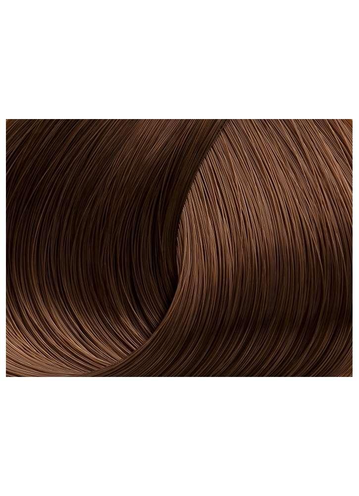Стойкая крем-краска для волос 6.74 -Темный блонд коричнево-медный LORVENN Beauty Color Professional тон 6.74 Темный блонд коричнево-медный фото
