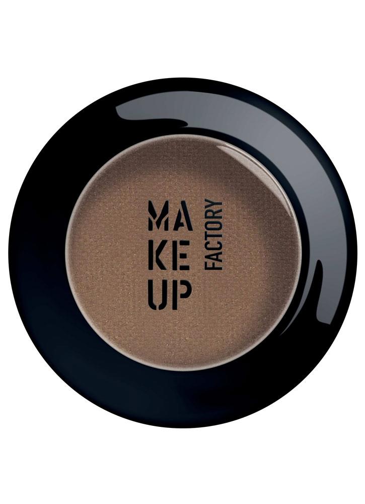 Тени-пудра для бровей Пепельно-коричневый MAKE UP FACTORY Eye Brow Powder фото