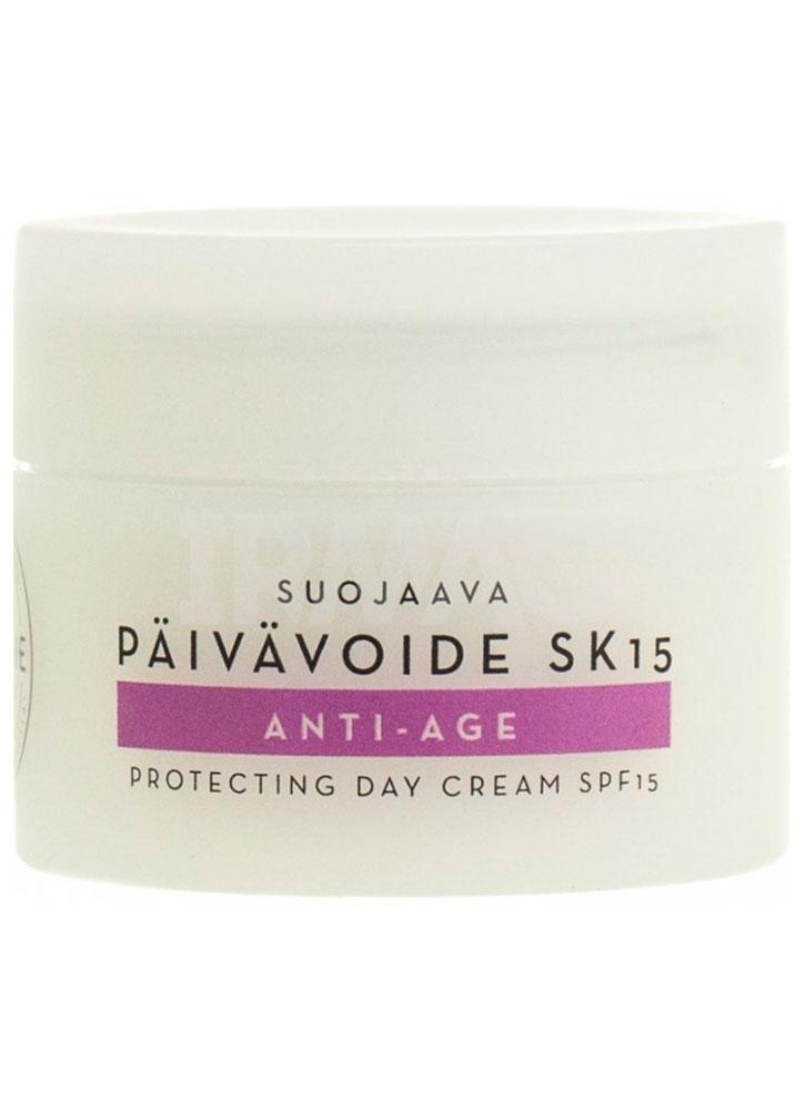 LUMENE Крем дневной антивозрастной защитный SPF 15 для всех типов кожи